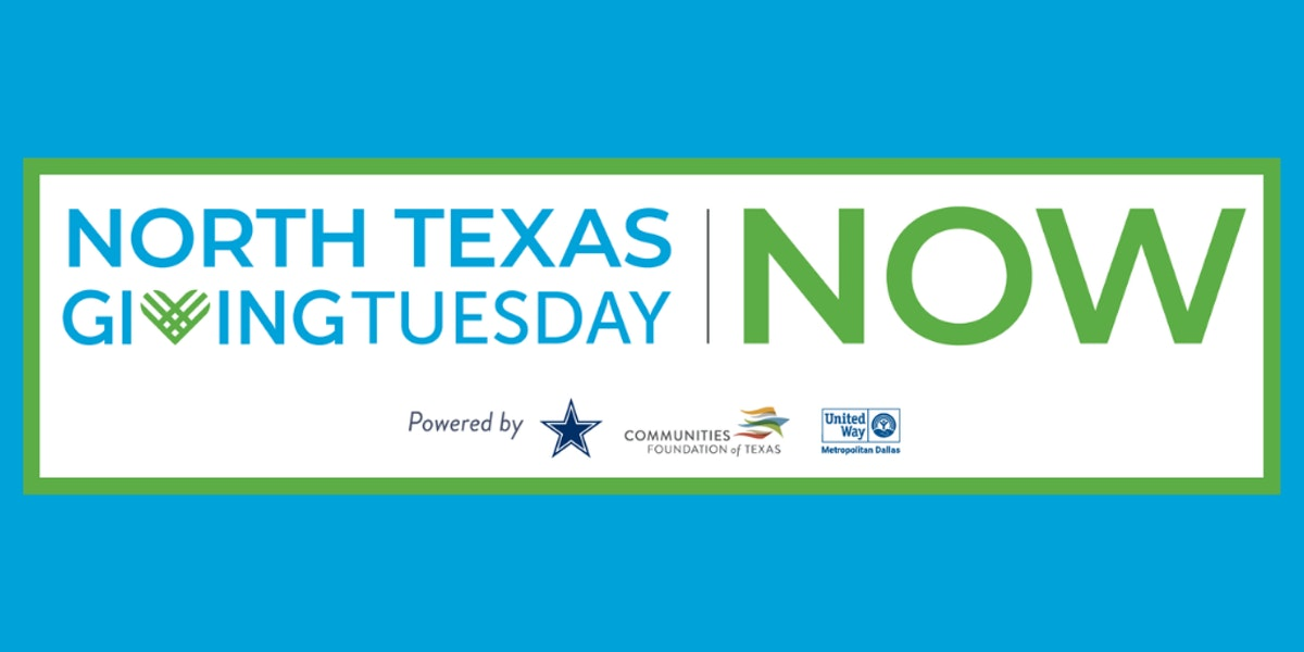 North Texas Giving Tuesday Now, UWMD