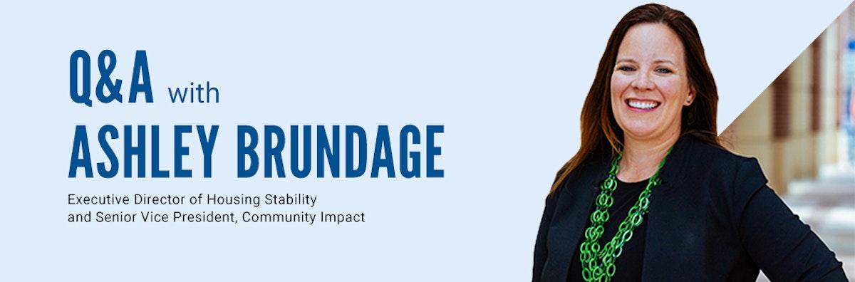 Q&A with Ashley Brundage header