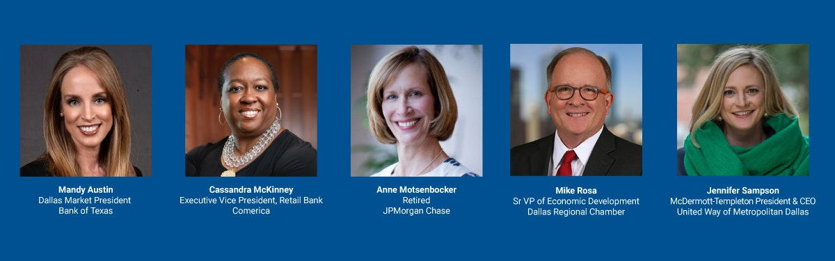 Speakers for State of the Regional Economy, RECAP